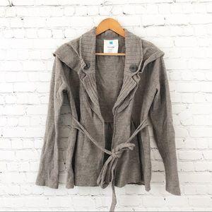 Anthropologie Wool jacket Sparrow sweater cardigan